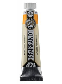 Rembrandt Aquarelverf 20ml Permanentoranje 266