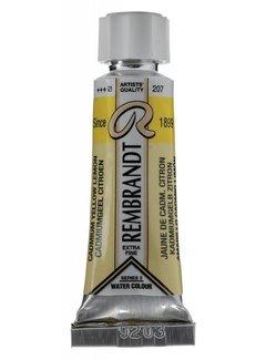 Rembrandt Aquarelverf 5ml Cadmiumgeel citroen 207