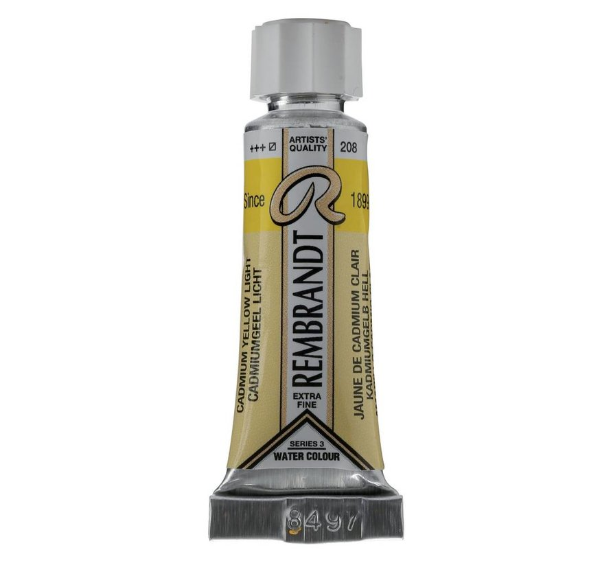 Aquarelverf 5ml Cadmiumgeel licht 208