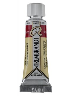 Rembrandt Aquarelverf 5ml Permanentkraplak purper 325