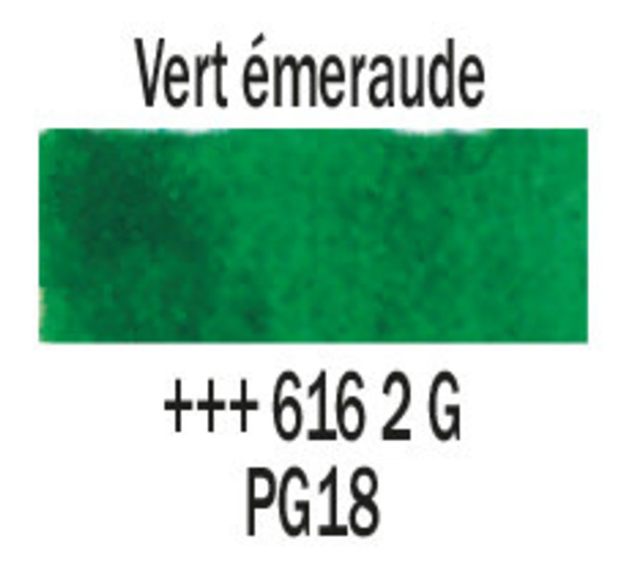Aquarelverf 20ml Vert emeraude 616