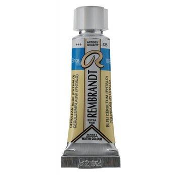 Rembrandt Aquarelverf 5ml Ceruleumblauw phtalo 535