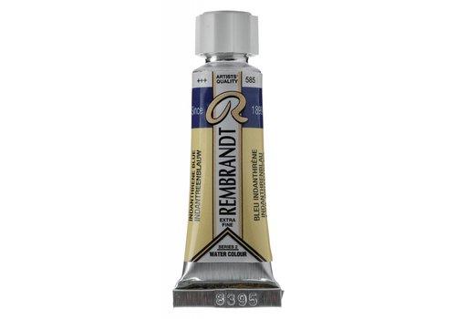 Rembrandt Aquarelverf 5ml Indantreenblauw 585