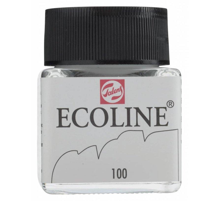 Ecoline 30ml Wit