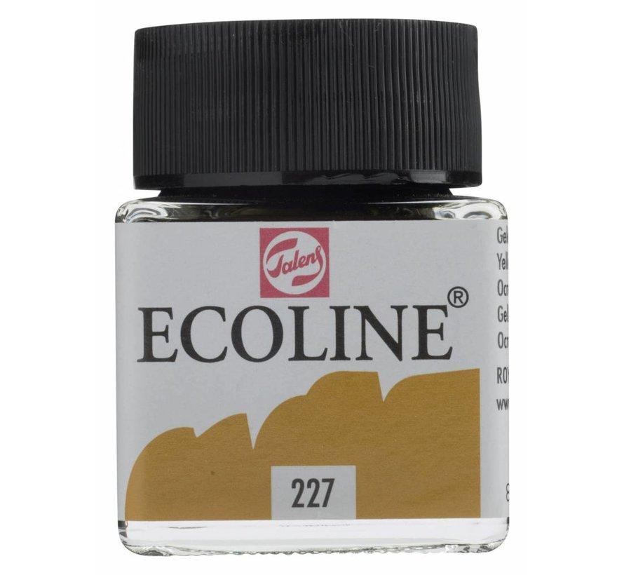 Ecoline 30ml Gele oker