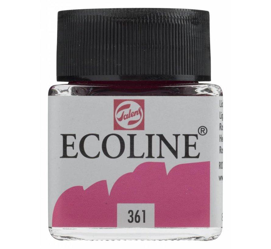 Ecoline 30ml Lichtrose