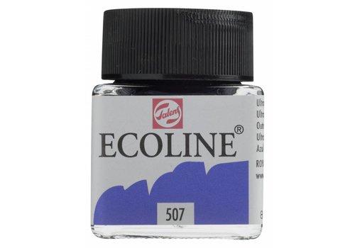 Talens Ecoline 30ml Ultramarijnviolet