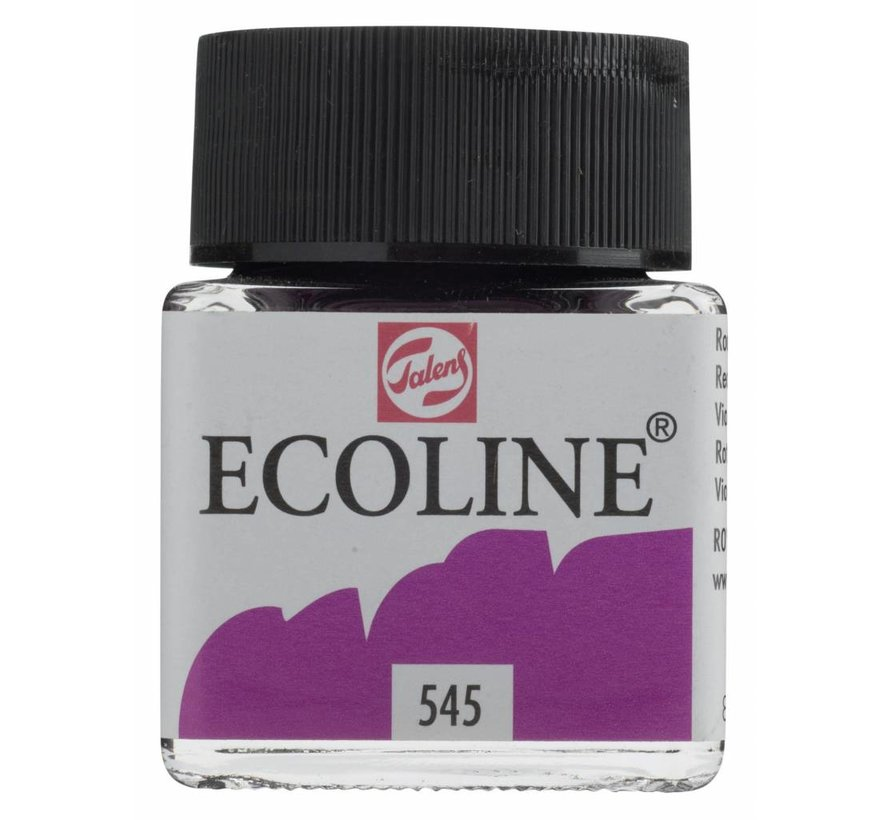 Ecoline 30ml Roodviolet