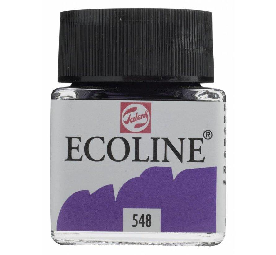 Ecoline 30ml Blauwviolet