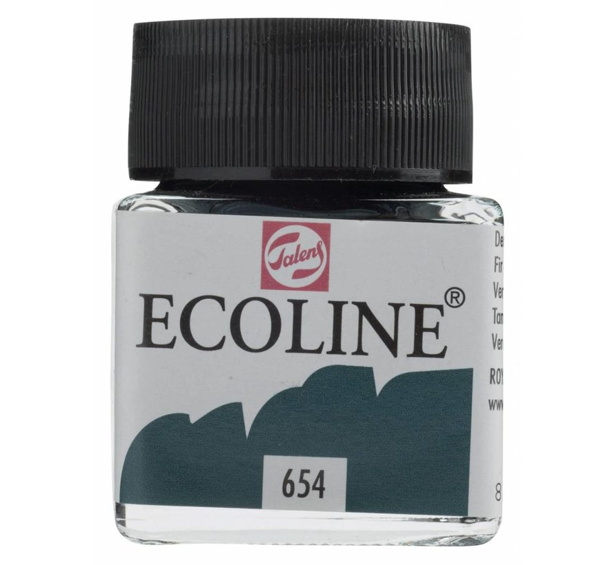 Ecoline 30ml Dennegroen