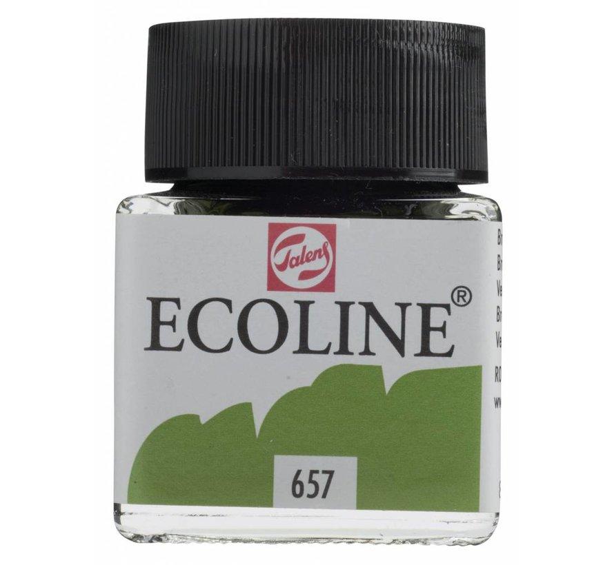 Ecoline 30ml Bronsgroen