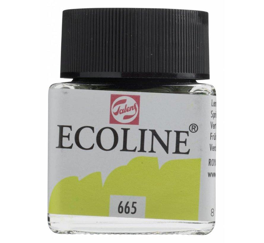 Ecoline 30ml Lentegroen
