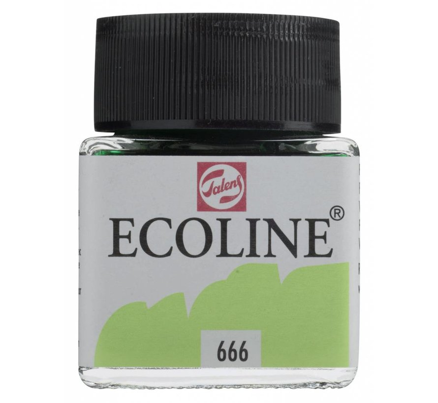 Ecoline 30ml Pastelgroen