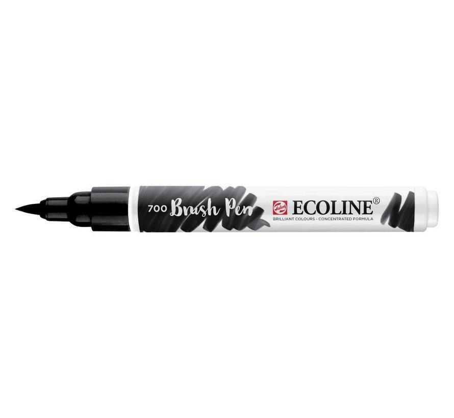 Ecoline brushpen Zwart