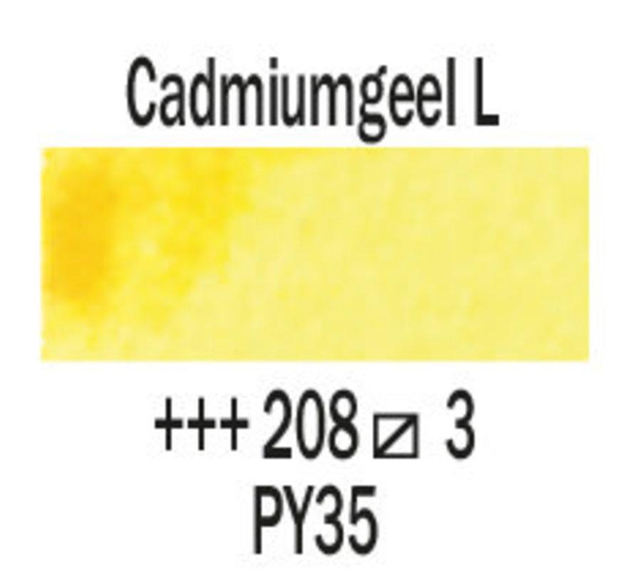 Aquarelverf 20ml Cadmiumgeel licht 208