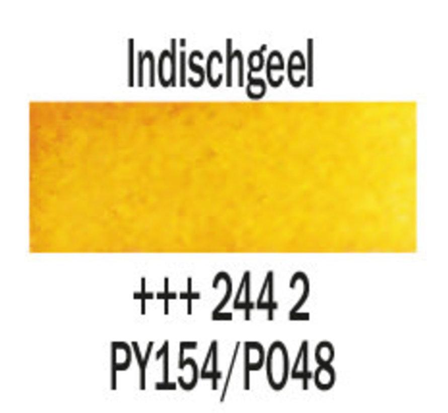 Aquarelverf 20ml Indischgeel 244