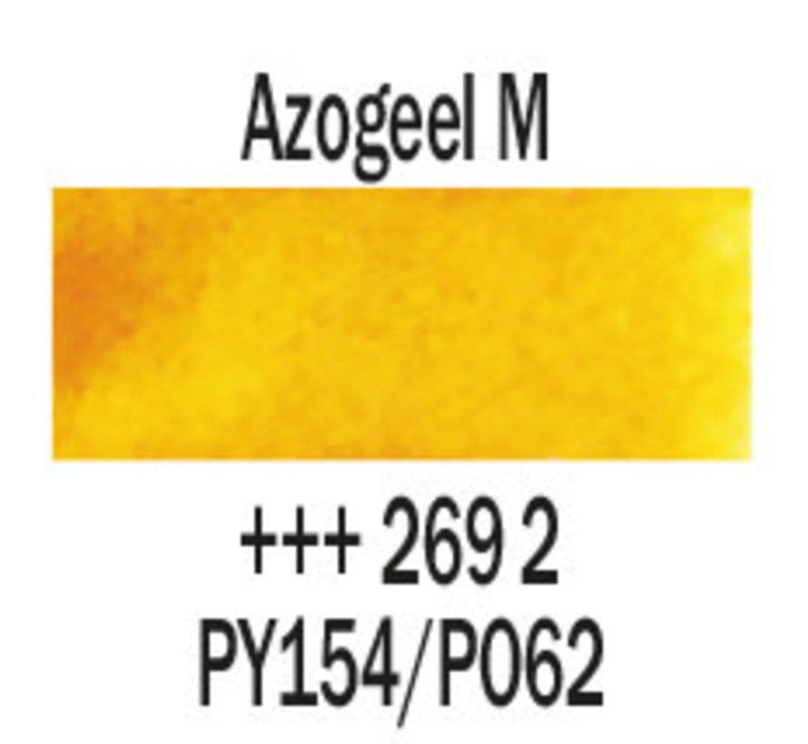 Aquarelverf 20ml Azogeel middel 269