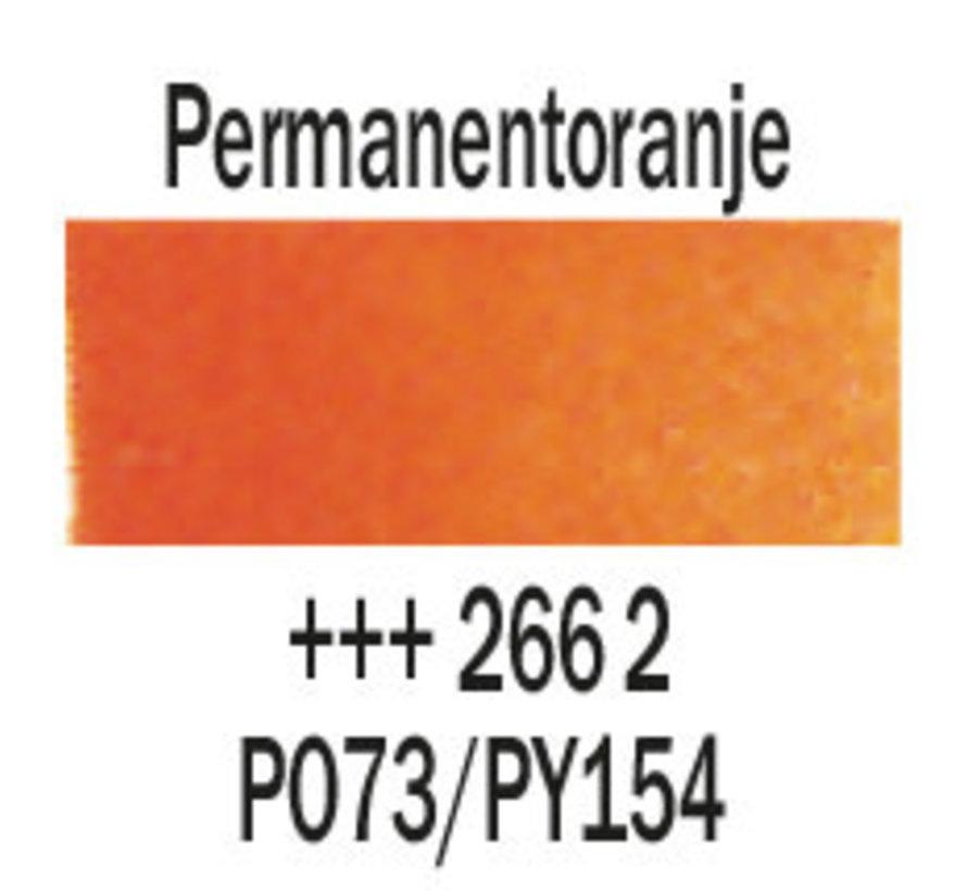 Aquarelverf napje Permanentoranje 266