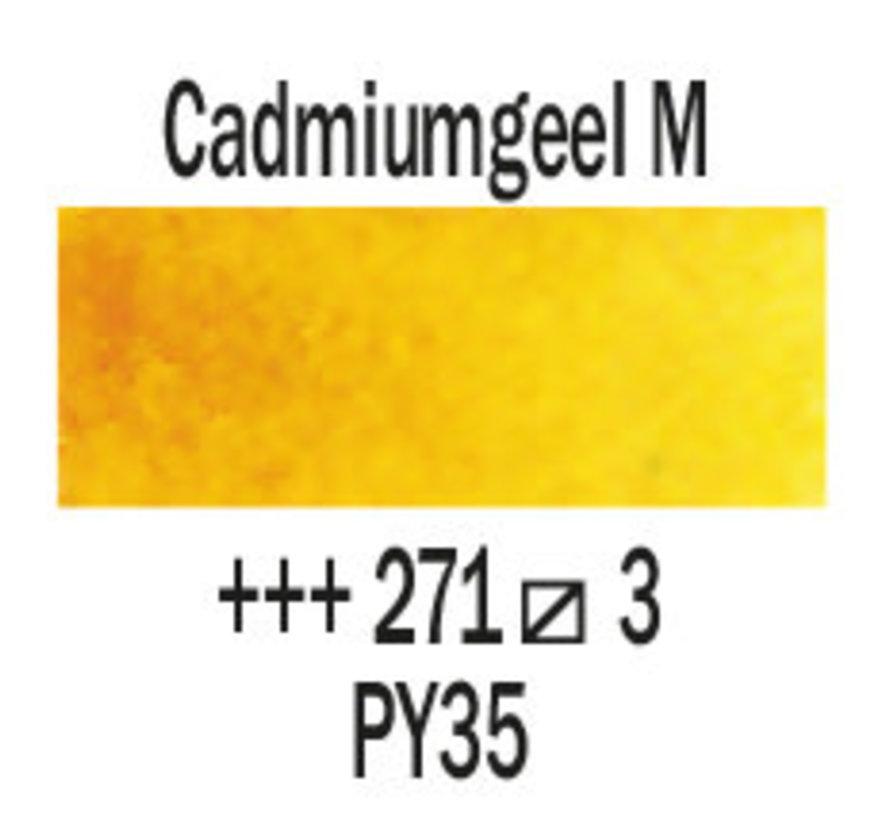 Aquarelverf 20ml Cadmiumgeel middel 271