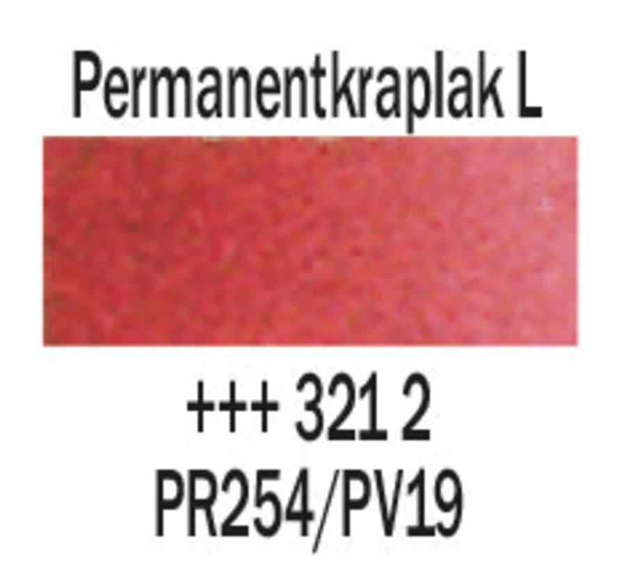 Aquarelverf 5ml Permanentkraplak licht 321