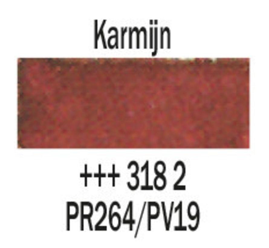 Aquarelverf 20ml Karmijn 318