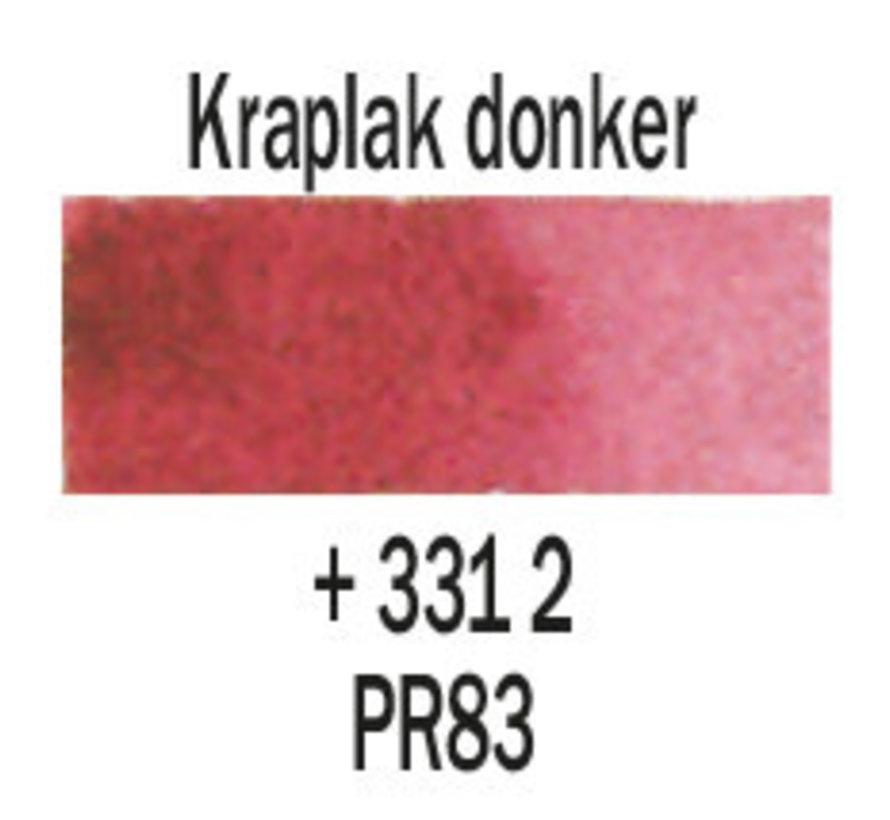 Aquarelverf 20ml Kraplak donker 331