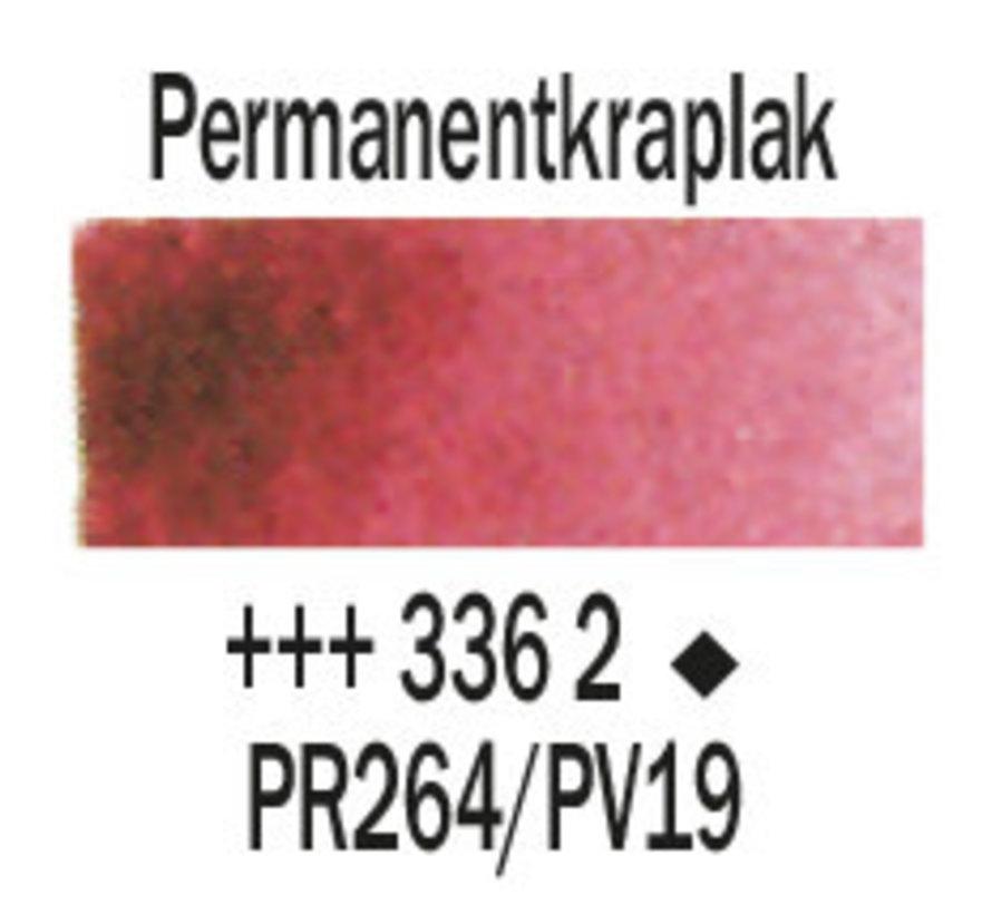 Aquarelverf napje Permanentkraplak 336