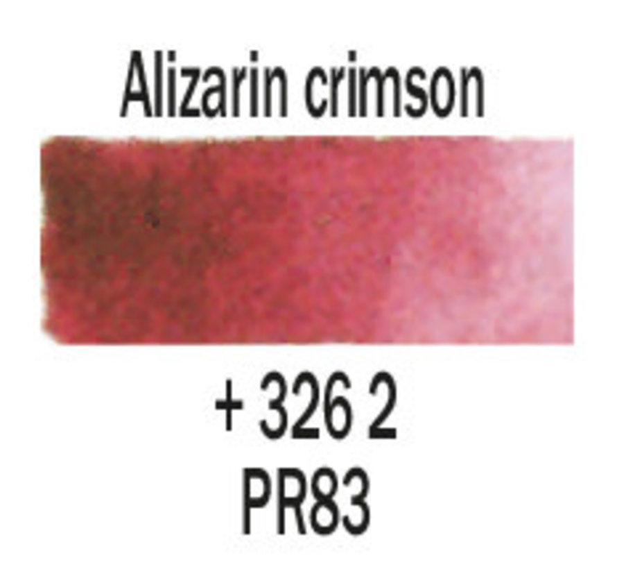 Aquarelverf 5ml Alizarin crimson 326
