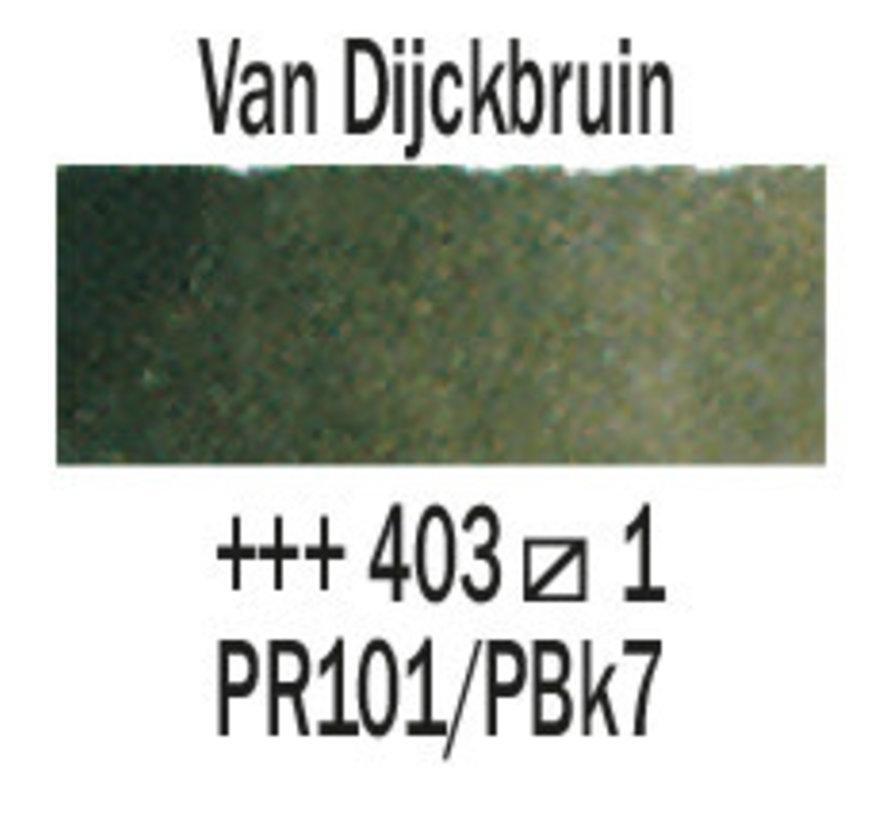 Aquarelverf 5ml Van Dijckbruin 403