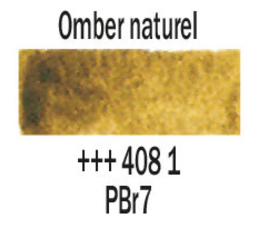 Aquarelverf 20ml Omber naturel 408