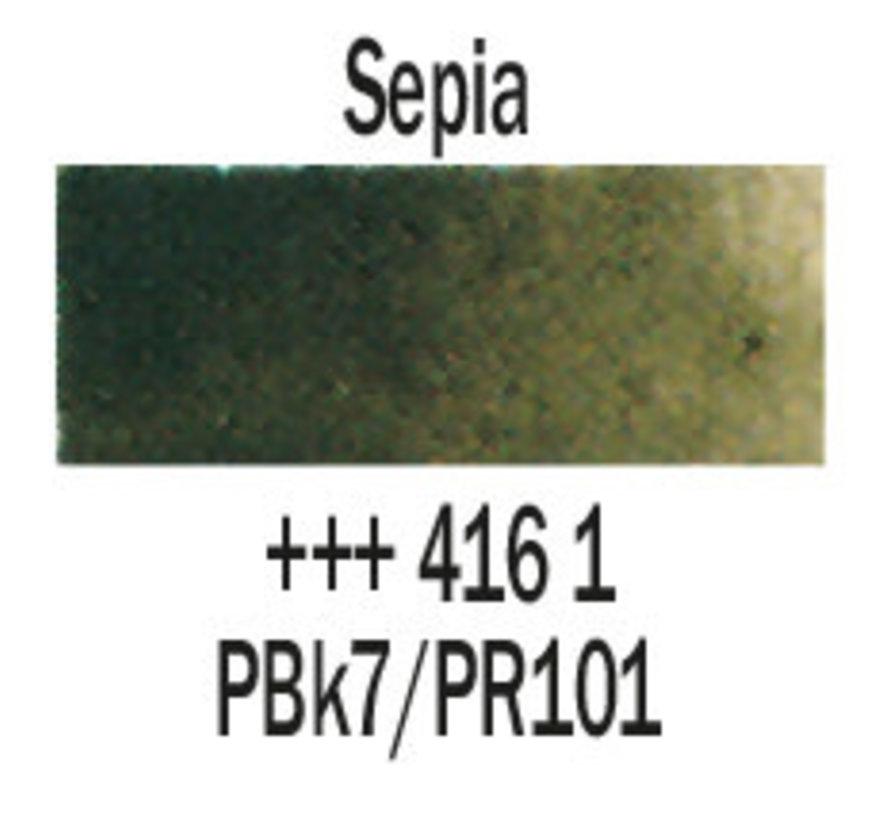 Aquarelverf napje Sepia 416