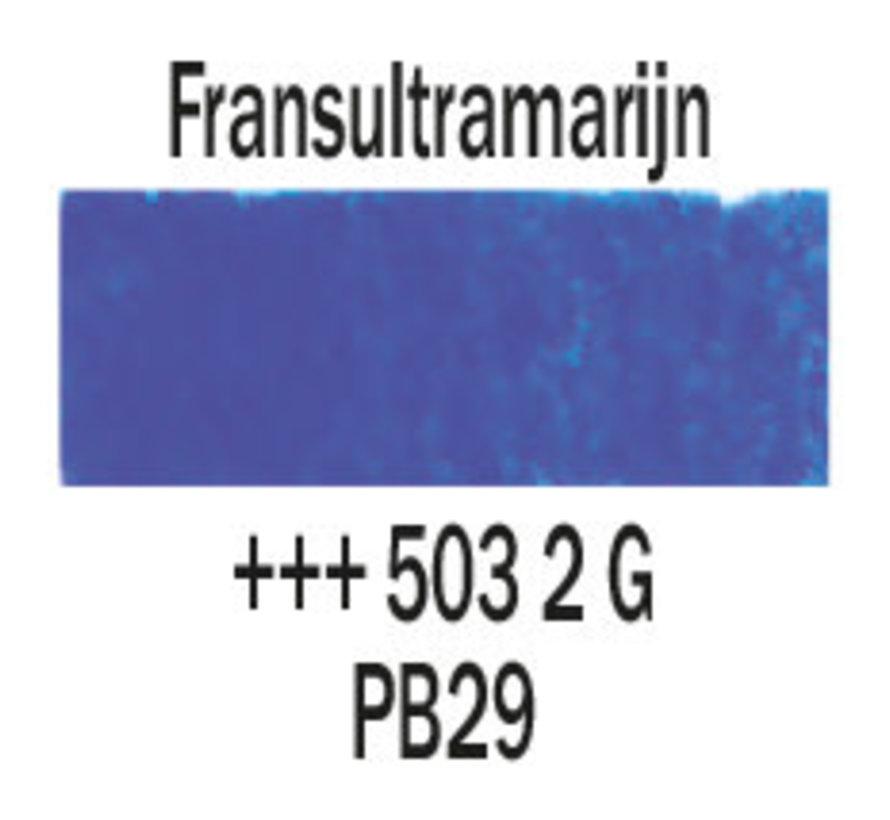 Aquarelverf napje Fransultramarijn 503