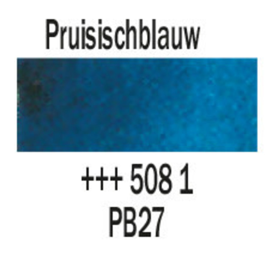 Aquarelverf 20ml Pruisischblauw 508