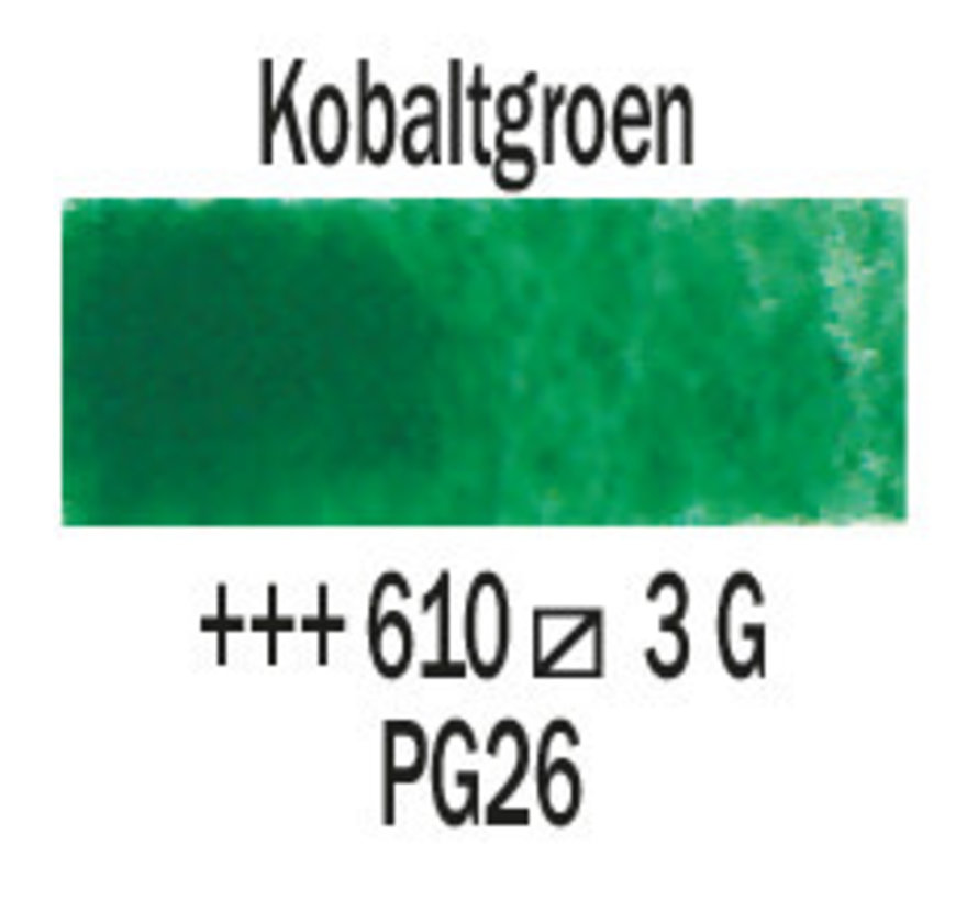 Aquarelverf 5ml Kobaltgroen 610