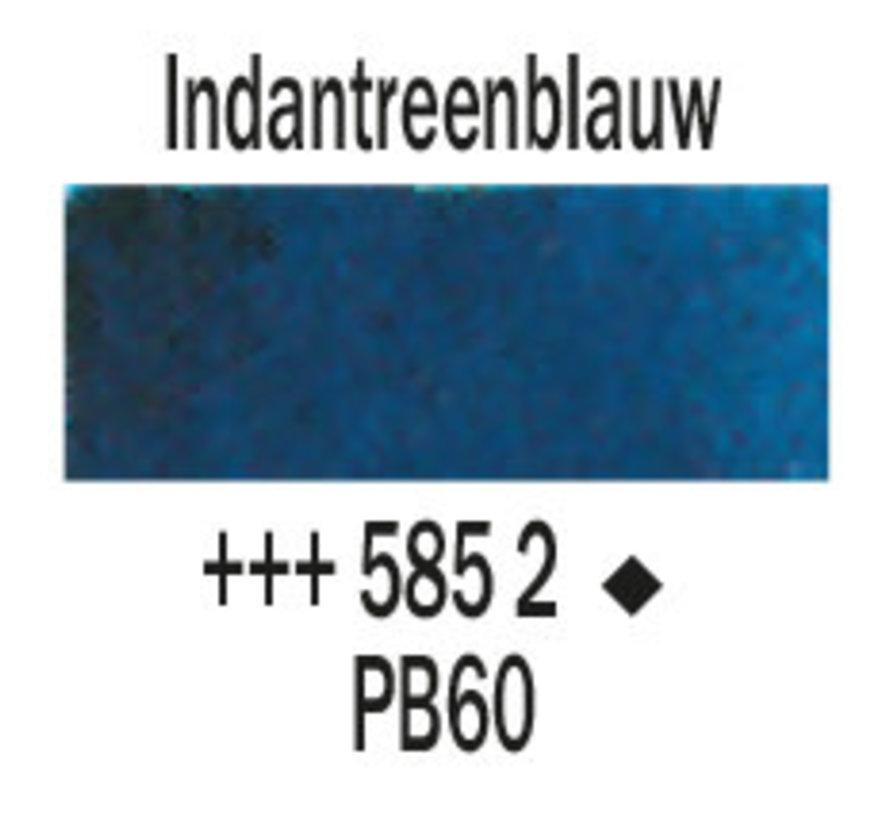 Aquarelverf napje Indantreenblauw 585