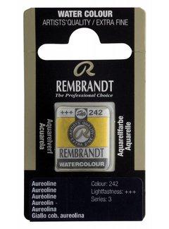 Rembrandt Aquarelverf napje Aureoline 242