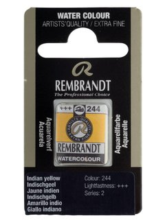 Rembrandt Aquarelverf napje Indischgeel 244