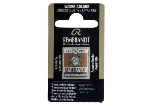 Rembrandt Aquarelverf napje Transparantoxydgeel 265