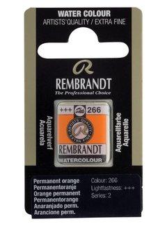 Rembrandt Aquarelverf napje Permanentoranje 266