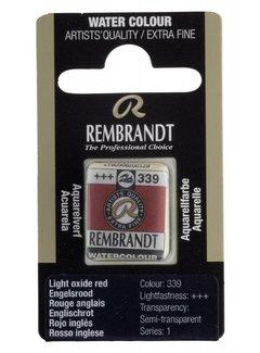 Rembrandt Aquarelverf napje Engelsrood 339