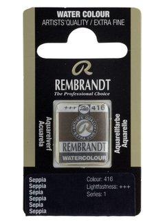 Rembrandt Aquarelverf napje Sepia 416