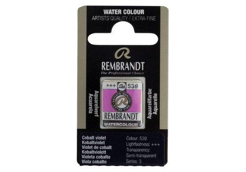 Rembrandt Aquarelverf napje Kobaltviolet 539