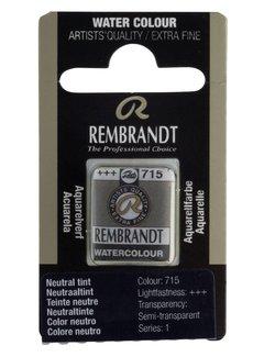 Rembrandt Aquarelverf napje Neutraaltint 715