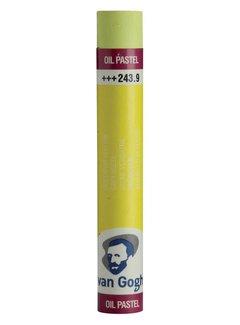 Van Gogh Oliepastel Groengeel 9