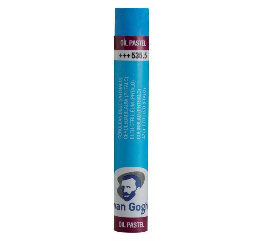 Oliepastel Ceruleumblauw (phtalo) 5