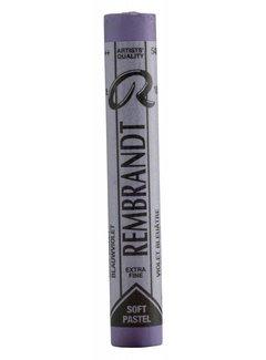 Rembrandt Softpastel Blauwviolet 7