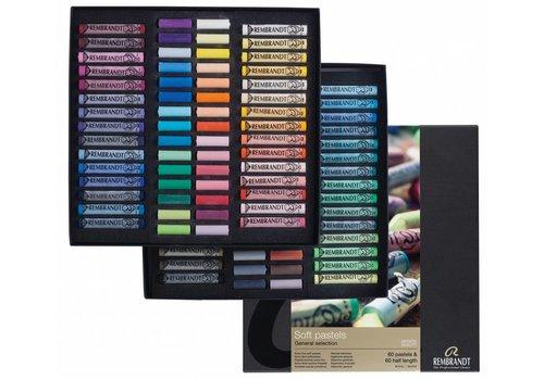 Rembrandt Softpastels basisset 300C60/60.5