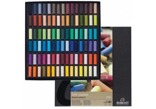 Rembrandt Softpastels basisset 300C90.5