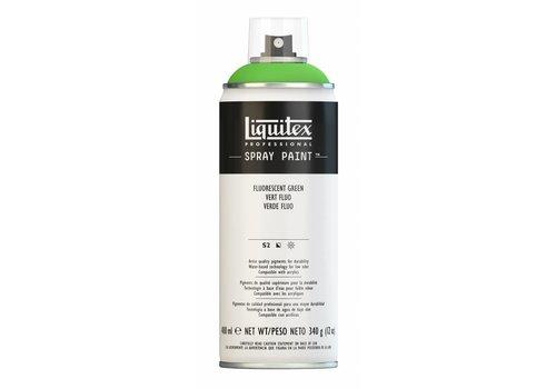 Liquitex Acrylverf spuitbus 400ml Fluorescent Green