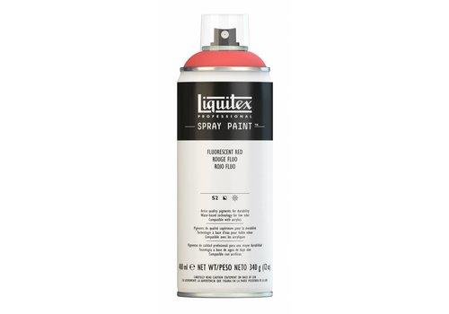 Liquitex Acrylverf spuitbus 400ml Fluorescent Red